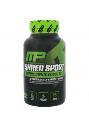 MusclePharm Shred Sport 60 капс