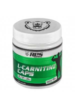 RPS Nutrition L-Carnitine Caps 240 капс
