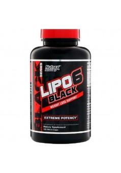 Nutrex Lipo-6 Black Intl 120 капс