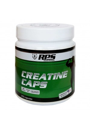 RPS Nutrition Creatine 250 капс