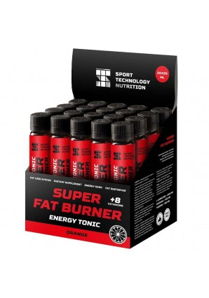 Спортивные технологии Super Fat Burner 25 мл 20 амп