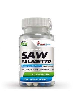 WestPharm Saw Palmetto 60 капс
