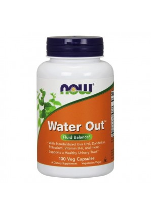 NOW Water Out 100 капс