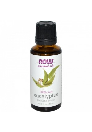 NOW Eucalyptus Oil 30 мл - 1 oz