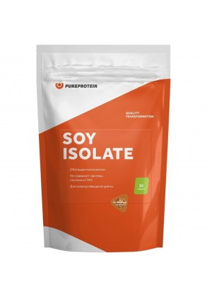 PureProtein Soy Isolate 900 гр