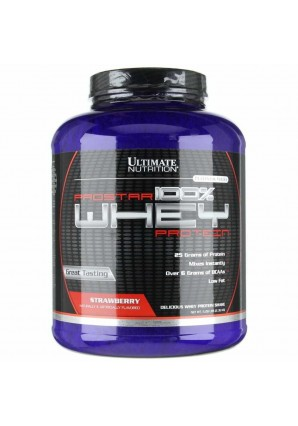 Ultimate Nutrition Prostar 100% Whey Protein 2390 гр. 5.28lb