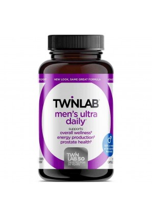 Twinlab Men`s Ultra Multi Daily 120 капс.