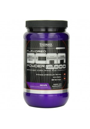 Ultimate Nutrition BCAA Powder 12000 457 гр