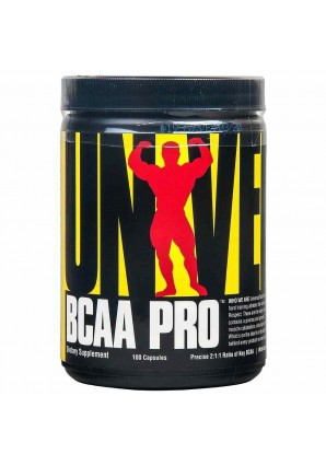 Universal Nutrition BCAA Pro 100 капс