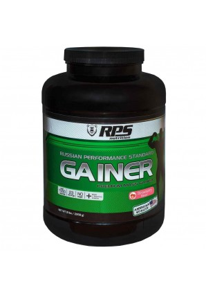 RPS Nutrition Premium Mass Gainer 2268 гр 5lb - банка