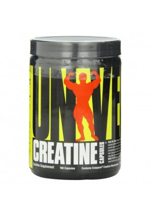 Universal Nutrition Creatine Capsules 100 капс