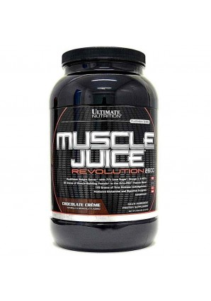 Ultimate Nutrition Muscle Juice Revolution 2600 - 2120 гр. 4.69lb
