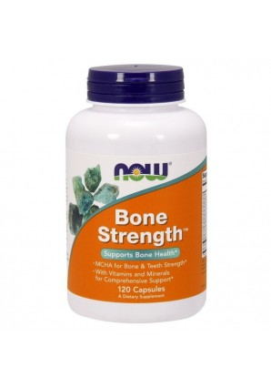 NOW Bone Strength 120 капс