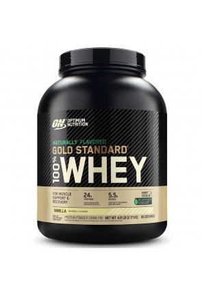 Optimum Nutrition 100% Whey Gold Standard NATURAL 2180 гр - 4.8lb