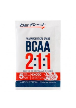 Be First BCAA 2:1:1 5 гр