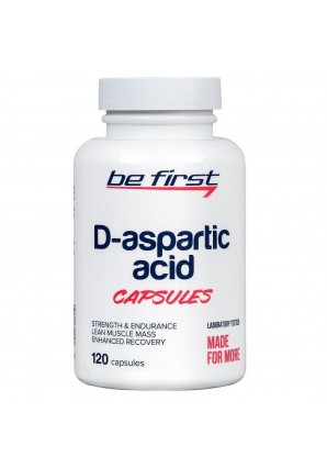 Be First D-aspartic acid 120 капс