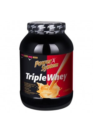 Power System Triple Whey Protein 1000 гр