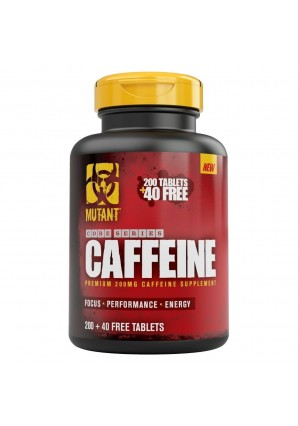 Mutant Core Series Caffeine 240 табл