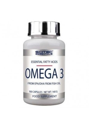 Scitec Nutrition Omega 3 - 100 капс