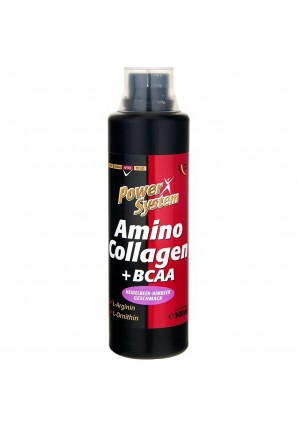 Power System Amino Collagen + BCAA  500 мл