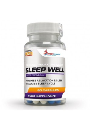 WestPharm Sleep Well 60 капс