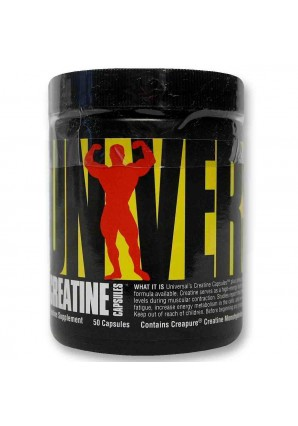 Universal Nutrition Creatine Capsules 50 капс