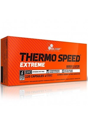 Olimp Thermo Speed  Extreme 120 капс.