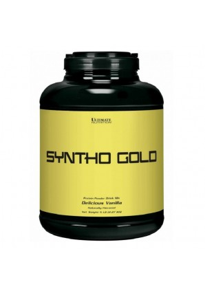 Ultimate Nutrition Syntho Gold 2270 гр 5lb