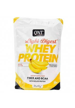 QNT Light Digest Whey Protein 500 гр