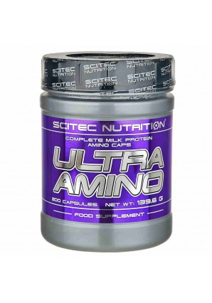 Ultra Amino 200 капс (Scitec Nutrition)
