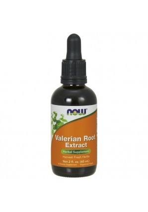Valerian Root Extract 2 fl.oz. 60 мл (NOW)