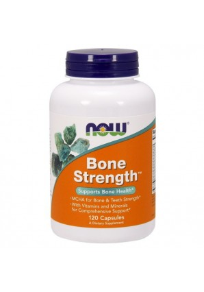 Bone Strength 120 капс (NOW)