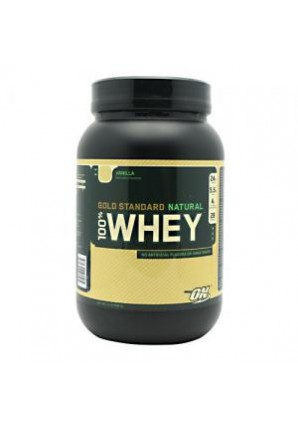 100% Whey Gold standard NATURAL 909 гр. (Optimum nutrition)