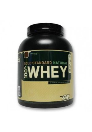 100% Whey Gold standard NATURAL 2270 гр - 5lb (Optimum nutrition)