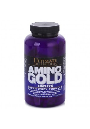 Amino Gold 1500 mg 325 табл (Ultimate Nutrition)