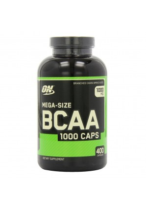 BCAA 1000 400 капс. (Optimum nutrition)