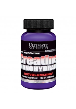 Creatine Monohydrate 120 гр. (Ultimate Nutrition)