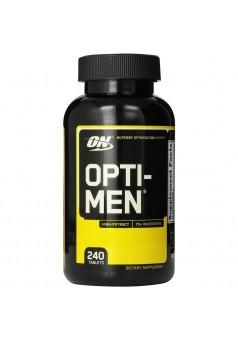 Optimum Nutrition Opti-Men USA 240 табл.