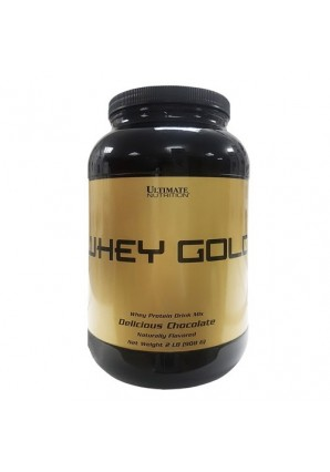 Whey Gold 908 гр - 2lb (Ultimate Nutrition)