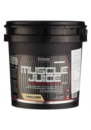 Muscle Juice Revolution 2600 - 5040 гр. 11lb (Ultimate Nutrition)