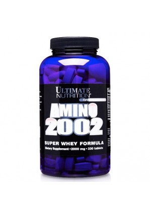 Amino 2002 330 табл (Ultimate Nutrition)