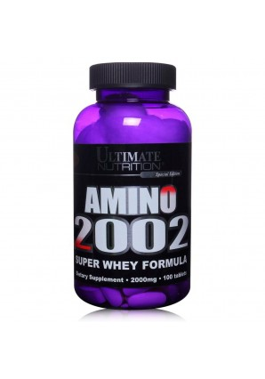 Amino 2002 100 табл (Ultimate Nutrition)