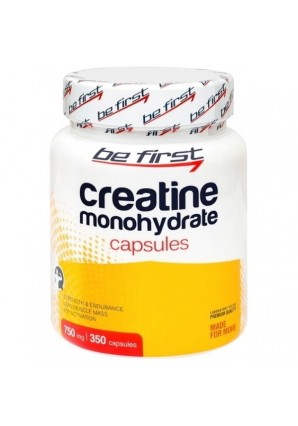 Creatine Monohydrate Capsules 350 капс (Be First)