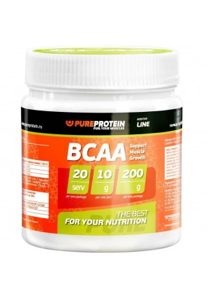 BCAA 200 гр (Pure Protein)