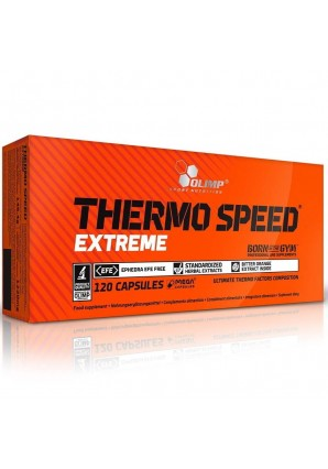 Thermo Speed  Extreme 120 капс. (Olimp)