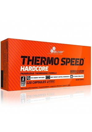 Thermo Speed Hardcore 120 капс. (Olimp)