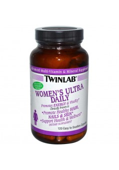 Twinlab Womens Ultra Daily 120 капс