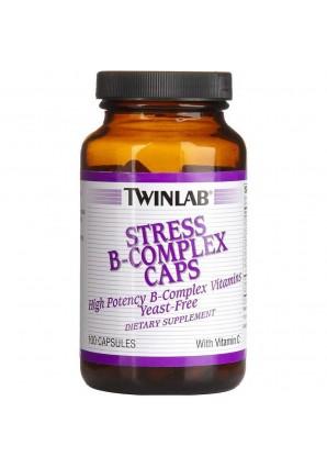 Stress B-complex 100 капс. (Twinlab)