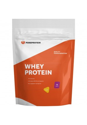 Whey Protein 2100 гр (Pure Protein)