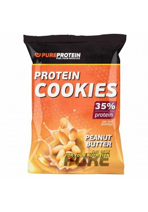 Protein Cookies 35% 1 шт 80 гр (Pure Protein)